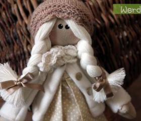 &quot;Werdenka&quot; handmade doll 