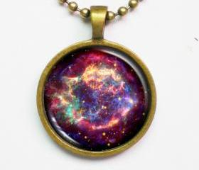 Custom Cosmic Necklace