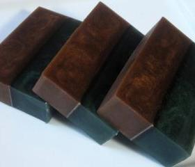 Oakmoss Sandalwood Soap