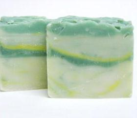 Clearance Bamboo Grapefruit Handmade Soap