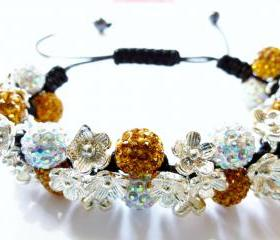 NEW Celebrity Inspired Shamballa Bracelets