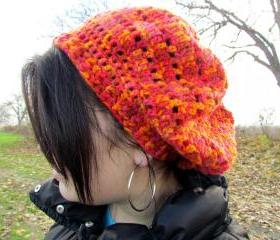 Hat for ladies and young girls crochet