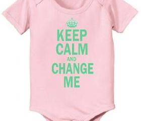 Keep Calm and Change M
