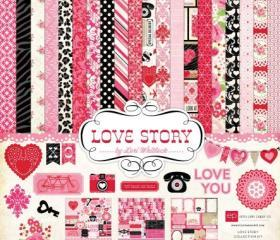 Love Story Collection Set by Echo Park Paper