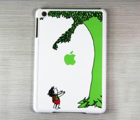 Giving Tree iPad mini Hard Cover case