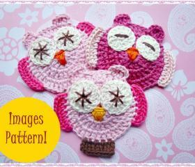Mimi Owls Crochet Pattern
