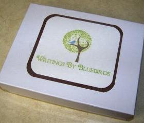 Stationery Classic Gift Box Set - Traditional - Sturdy - You Choose Stationery - 60 sheets/60 Envelopes