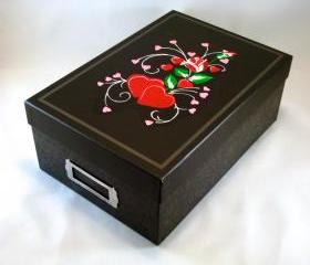 Memory/ Photo/ Recipe Box
