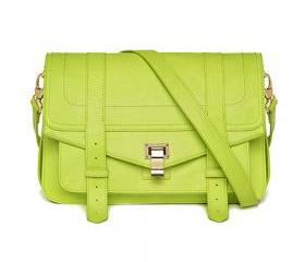 Fluorescent Color Cambridge Satchel