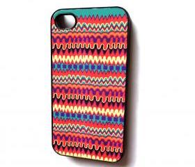 iPhone 4 iPhone 4S Case Comes in Black Plastic Case Color Me Wild
