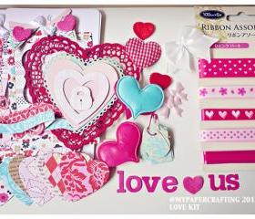 Love Kit by Fancy Pant Love Story