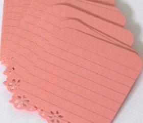 30 Mini Note Cards