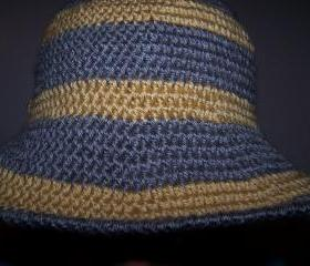 Hand crocheted Hat (FREE SHIPPING)