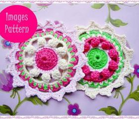 Kind Circle Crochet Pattern