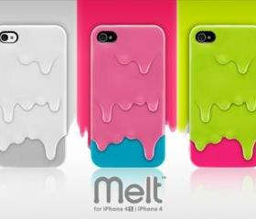 Melted Ice Cream Case iPhone 4 4g