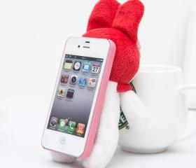 Plush Dools case for iphone 4/4s