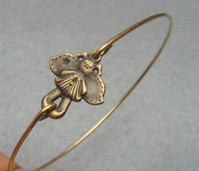 Angel Bangle Bracelet