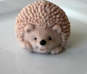 Hedgehog Honeysuckle Soap