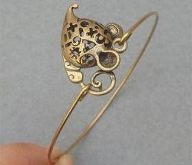 Mouse Bangle Bracelet