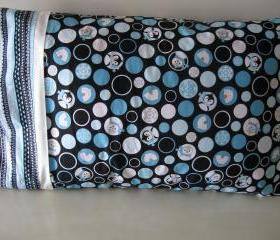 Blue Penguin Pillowcse