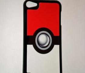 iPod Touch 5th Generation Pokémon Chrome Pokeball Design Cover Case