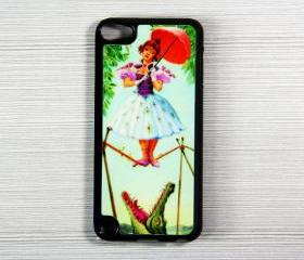 Haunted Mansion Printing iPod Touch 5 Hard Cover Case
