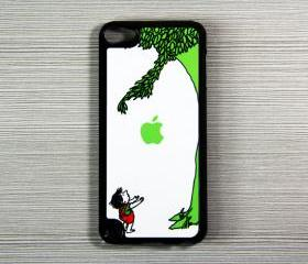 Giving Tree iPod Touch 5 Hard Cover Case