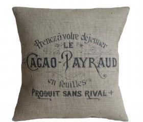 Cacao Payraud Pillow Cover