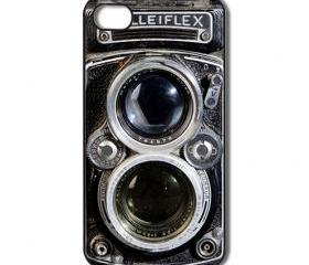 Vintage Old Camera iPhone 4 /4s / 5 Case / Cover. Silicone Rubber / Hard Plastic