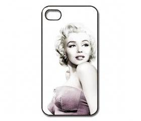 Marilyn Monroe iPhone 4/ 4s /5 Case / Cover. Silicone Rubber / Hard Plastic