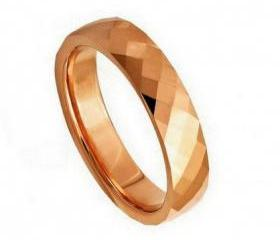 Tungsten wedding band ' FREE ENGRAVING ', MMTR219 Tungsten Carbide engagement ring