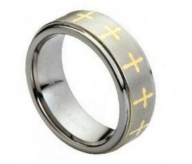 Tungsten wedding band ' FREE ENGRAVING ', MMTR134 Tungsten Carbide engagement rin