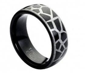 Tungsten wedding band ' FREE ENGRAVING ', MMTR122 Tungsten Carbide engagement ring