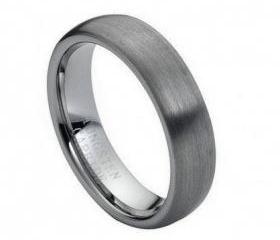 Tungsten wedding band ' FREE ENGRAVING ', MMTR060Tungsten Carbide engagement ring