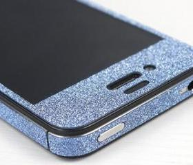 Shinning Flickering Hard Back Case Cover Skin for Iphone 4/4s