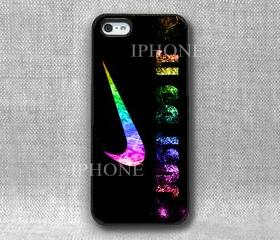 Iphone 5 case - Just do it nike , Iphone case custom iphone 5 case