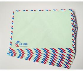 Green Airmail Envelopes