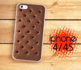Iphone 4/4S Hard Case Ice Cream Sandwich