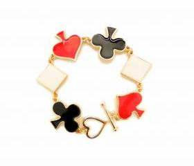 Poker Bracelet