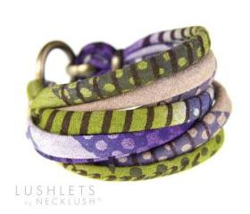 Friendship Boho Bracelet Chunky Bangle Braided Fabric Cuff Hipster Jewelry Women Knot Tribal Stack Bangles Bracelets Green Purple Sand