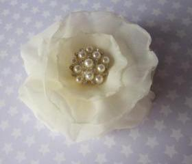 Stardust Bridal Hair Clip - New Size 4.5inchs