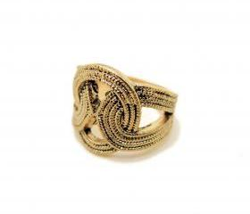 Interwoven Ring