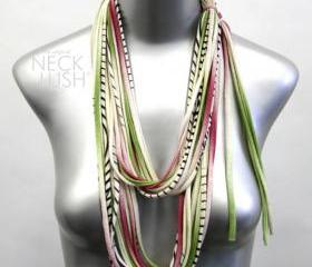 green scarf womens fashion fall summer winter unique fabric Spring Scarf Summer Fashion