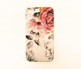 Peony iPhone 4/4s Case