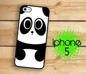 IPhone 5 Case - Baby Panda Bear Case
