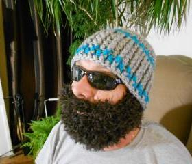Men's Bearded Hat