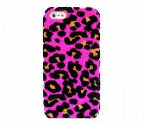 iphone case,iPhone 5 case,iphone 5 case cover,iphone 5G case,iphone 5s case, iphone 5G cover,bling iphone 5 case,Leopard Pink iphone 5 case,leopard iphone 5s case