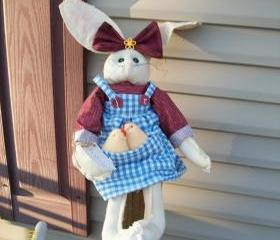 Beatrice A Girl Bunny doll