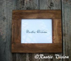 8' X 10' Rustic Frame made of reclaimed wood