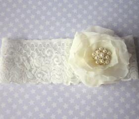 Stardust Bridal Garter (Single Garter)